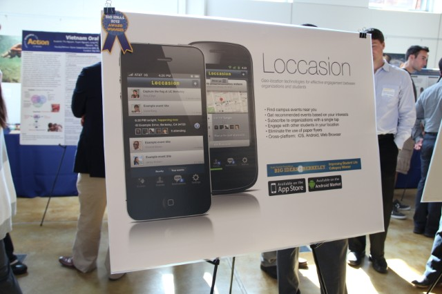 Big Ideas » Loccasion: Smartphone App for Effective