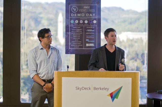Sam Kirschner (left), Jeremy Fiance (right)