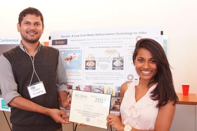 A Novel Approach to Remediate Groundwater Fluoride Contamination in Nalgonda, India (UC Berkeley)