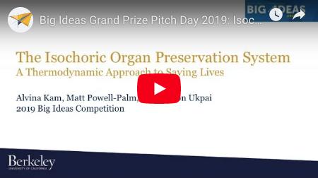 Isochoric Organ Preservation System (UC Berkeley)